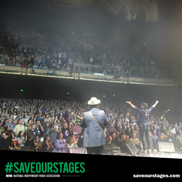 Help us #SaveOurStages. During this pandemic, independent venues were the first to close, and they'll be the last to reopen. We are asking Congress to provide @nivassoc with critical funding so that independent venues can survive when live music returns. https://t.co/9VNK9qSE71 https://t.co/AcVTuh2qOj