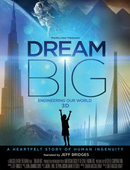 Ever wonder how the world's tallest building or great scientific inventions are made? Go behind the scenes with the makers of one of our favorite documentaries Dream Big! https://t.co/ItiCpNYiGs https://t.co/uHLuNwHURK