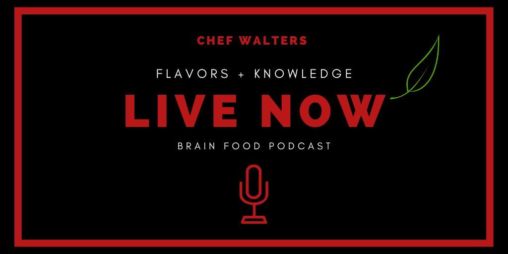 Hey friends the chef is live with a new podcast about travel. Tune in here https://t.co/FKAc6ovJ9Y https://t.co/Pz61Tmh8If