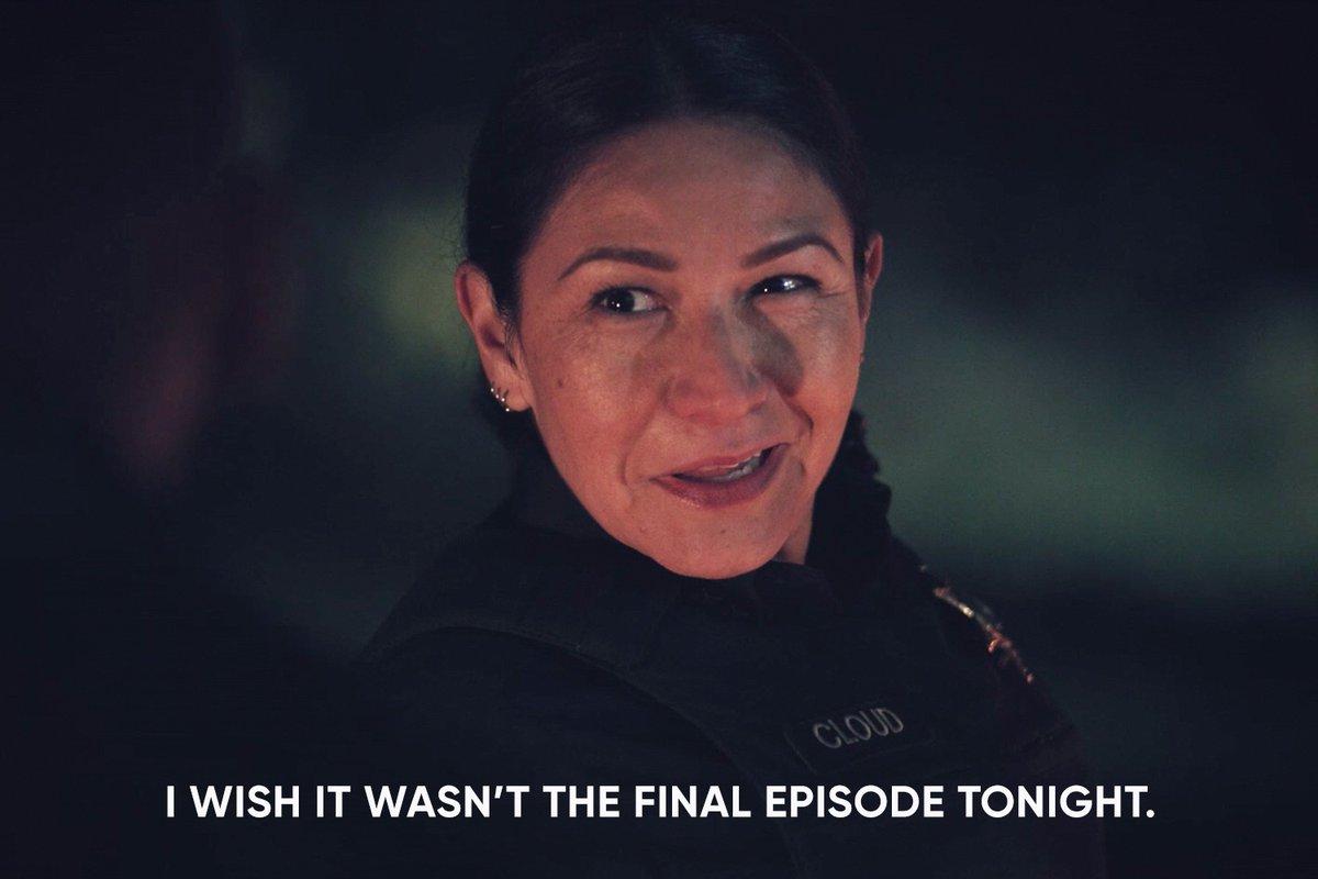Same, Detective Cloud. Same.⠀ ⠀ Stream the season finale of RUN tonight. https://t.co/CBlGqsvgEO