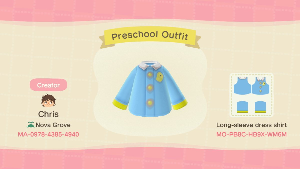 #AnimalCrossing  #ACNH  Updates to some items. Preschool: Bigger Ducky Trex: Brighter Orange, minor details Hat: Corrected eye placement <br>http://pic.twitter.com/tWcrdWjxcQ