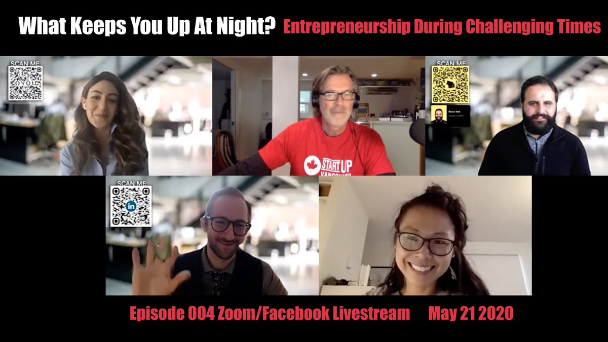 Did you miss Episode 004 of our #WhatKeepsYouUpAtNight livestream show? No problem. You can watch our espresso-fuelled 30 minute conversations with #entrepreneurs on our #FacebookLive!   ⏭️https://t.co/GXgN3mHKZR https://t.co/nHu40TZkpz