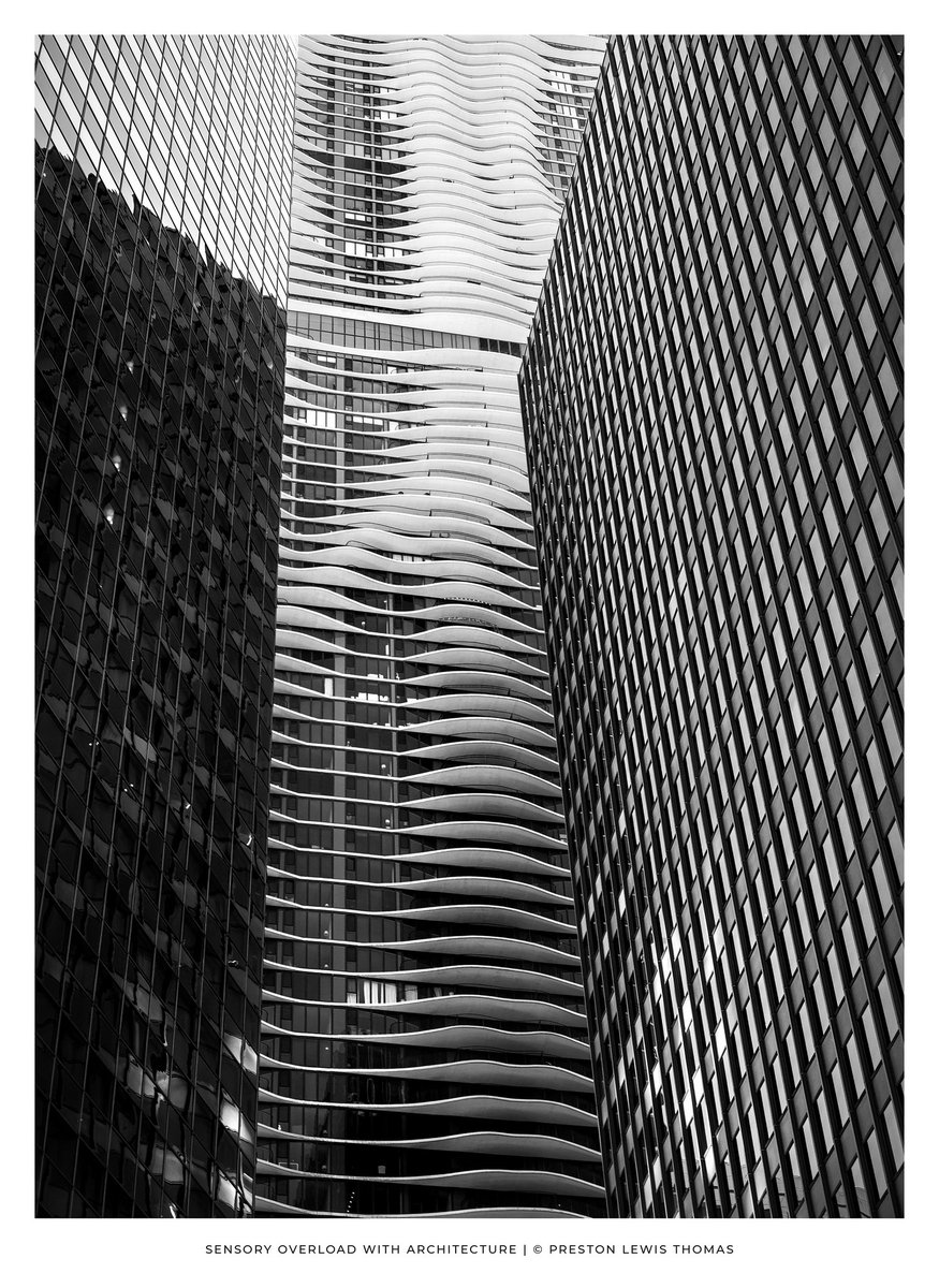 Sensory Overload with Architecture © Preston Lewis Thomas : Photographs during the Pandemic. : #PhotographyIsArt #Photography #Monochrome #bnw_captures #blackandwhitephotography #rangefinder #Chicagopic.twitter.com/qu2e3kOUUk