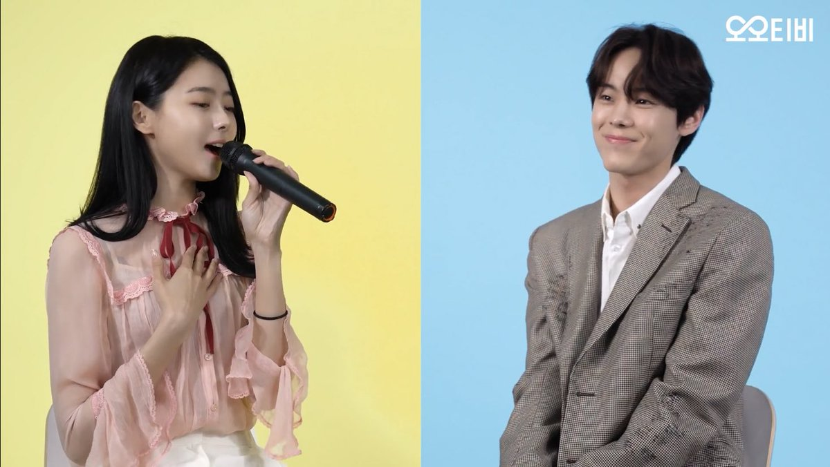 Check out Lim Nayoung & Yoon Seobin's cover of Suzy & Baekhyun's <DREAM>!  Full video   https:// youtu.be/tyANvjPJBO4    <br>http://pic.twitter.com/0h4TGTbRDk
