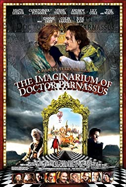 Nothing is permanent, not even death. The Imaginarium of Doctor Parnassus turns 11 today! #TheImaginariumofDoctorParnassus #moviequotes pic.twitter.com/q1kAyhAeip