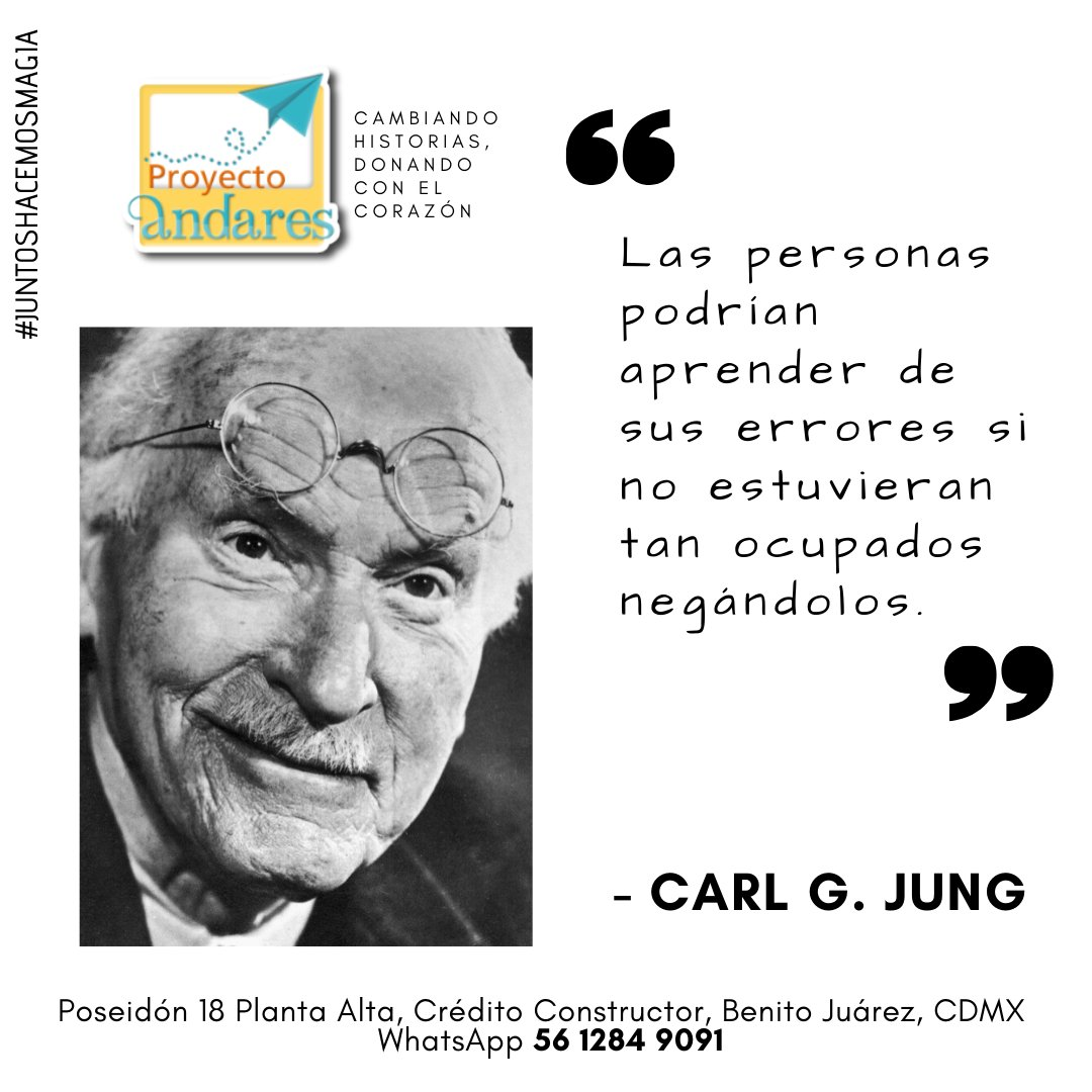 #FrasesParaCompartir #ProyectoAndares #JuntosHacemosMagiapic.twitter.com/9er6jmevxq