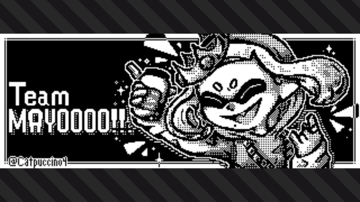 Replying to @Catpuccino4: #Splatoon2 #NintendoSwitch May-o the best team win!!