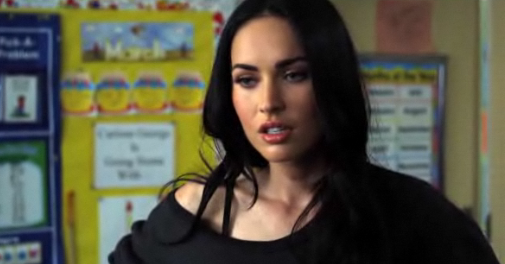 Megan Fox might just be your new teacher whether you like it or not. https://t.co/RkAzen9xNI