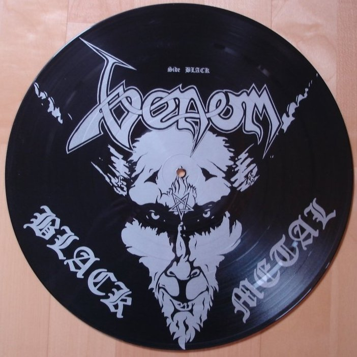 Metalalbum of the Day: Venom  - Black Metal 1982 - Vinyl Picture LP - First Press #Venom #Heavymetal #Blackmetal #Metal #80s #Metalvinyl #Metalcollection @VenomsLegionspic.twitter.com/DS4MjaMyTJ