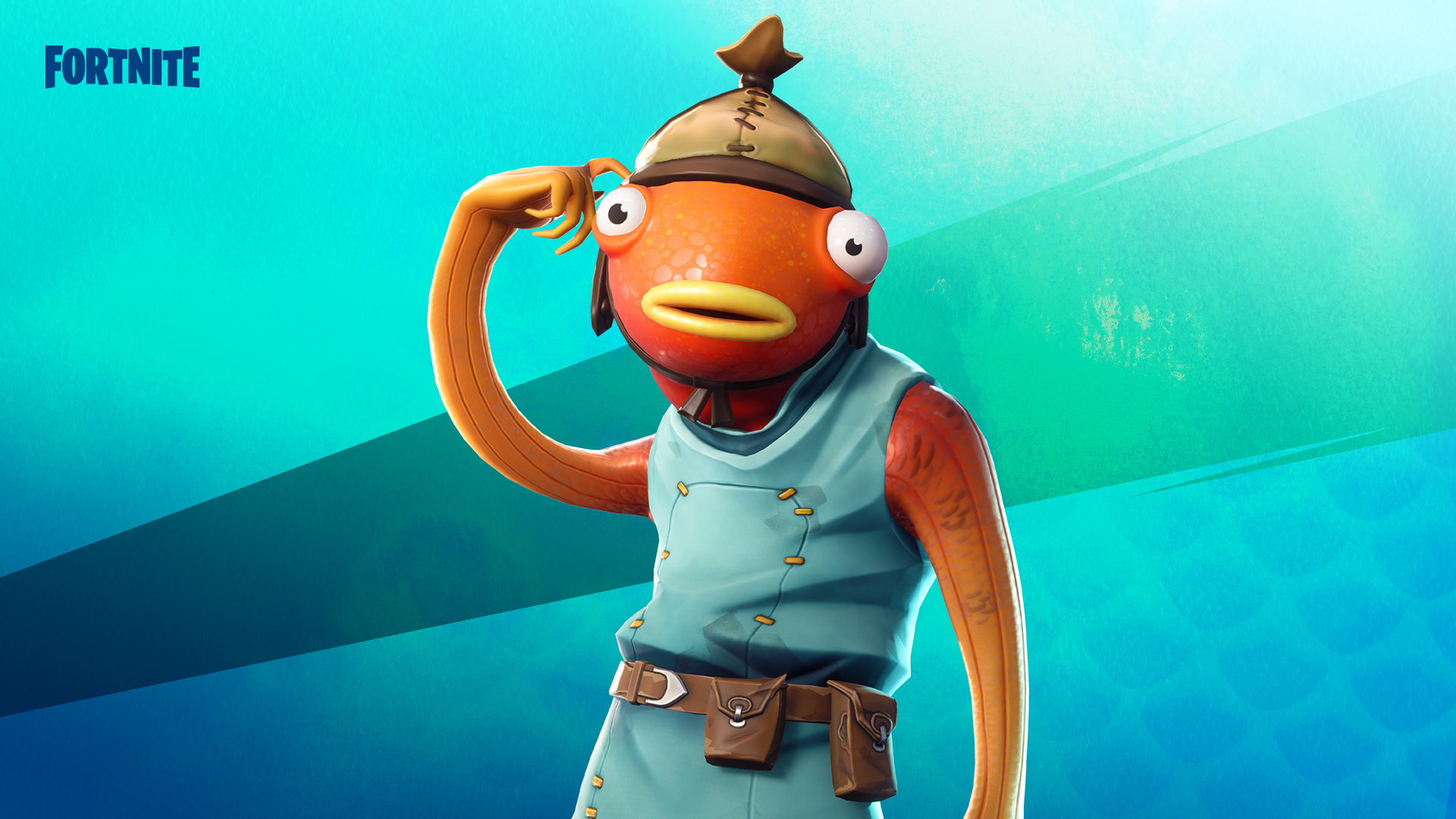 Fortnite On Twitter Fish Are Friends Grab The Fishstick Outfit In The Item Shop Now