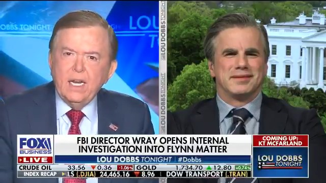 @LouDobbs's photo on Wray