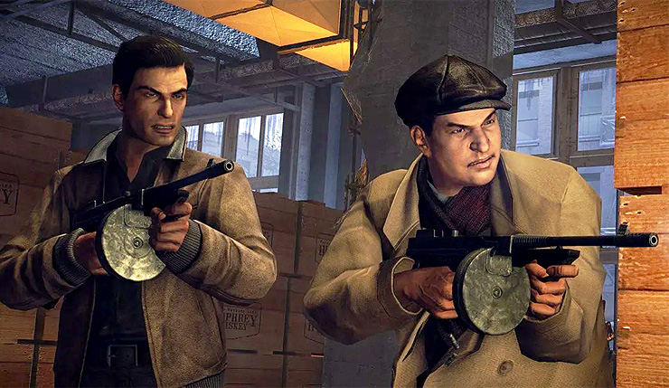 Mafia II: Definitive Edition a Mess on Consoles, Videos Show Glitches and Awful Framerate dlvr.it/RXBG5M