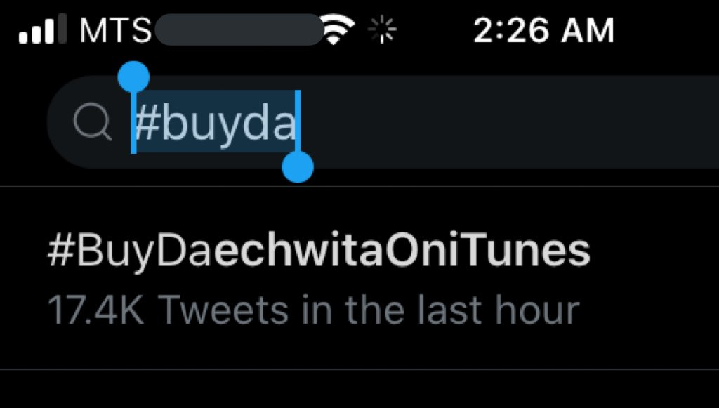 We're almost trending, keep using the hashtag Armys!!!#BuyDaechwitaOniTunes <br>http://pic.twitter.com/LcBj30xyvG