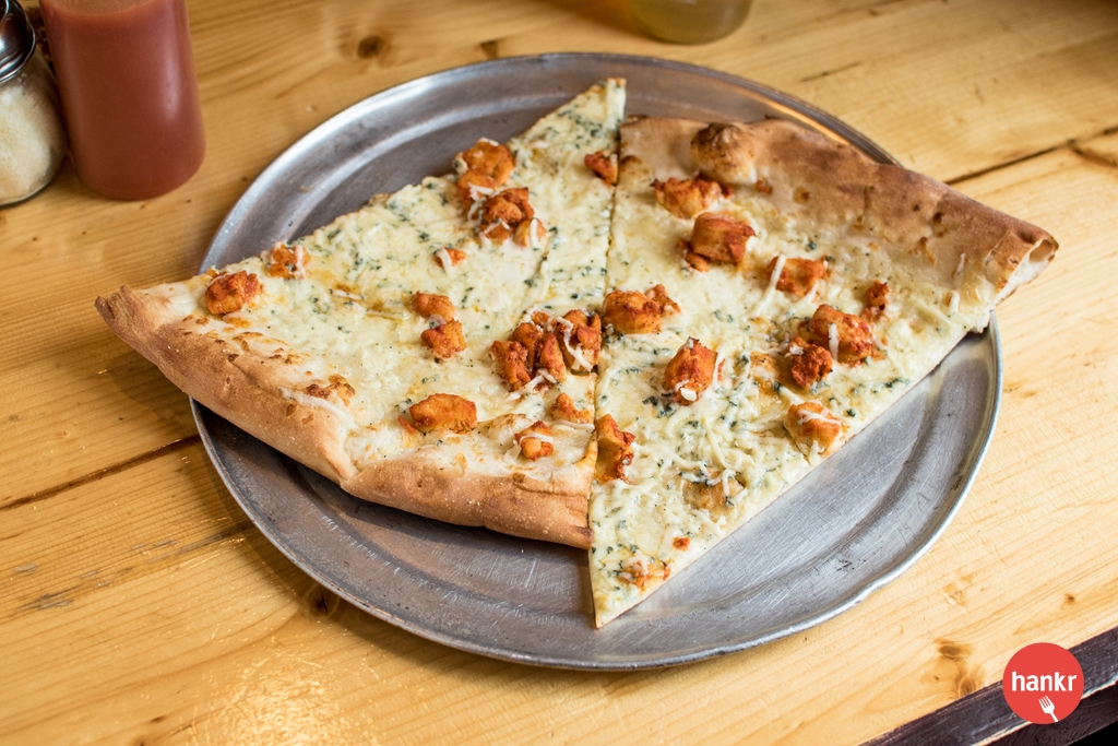 Happy #FreePizzaFriday! Retweet this tweet and you're entered to win 8 free slice cards!   We'll announce our winner on Monday before we open! #IansPizza<br>http://pic.twitter.com/ZzH1Oo3JP5
