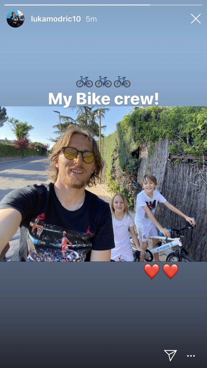 Instagram | Modric <br>http://pic.twitter.com/pa4Cxx3d4p