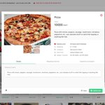 Image for the Tweet beginning: #BitcoinPizzaDay represents the 1st time