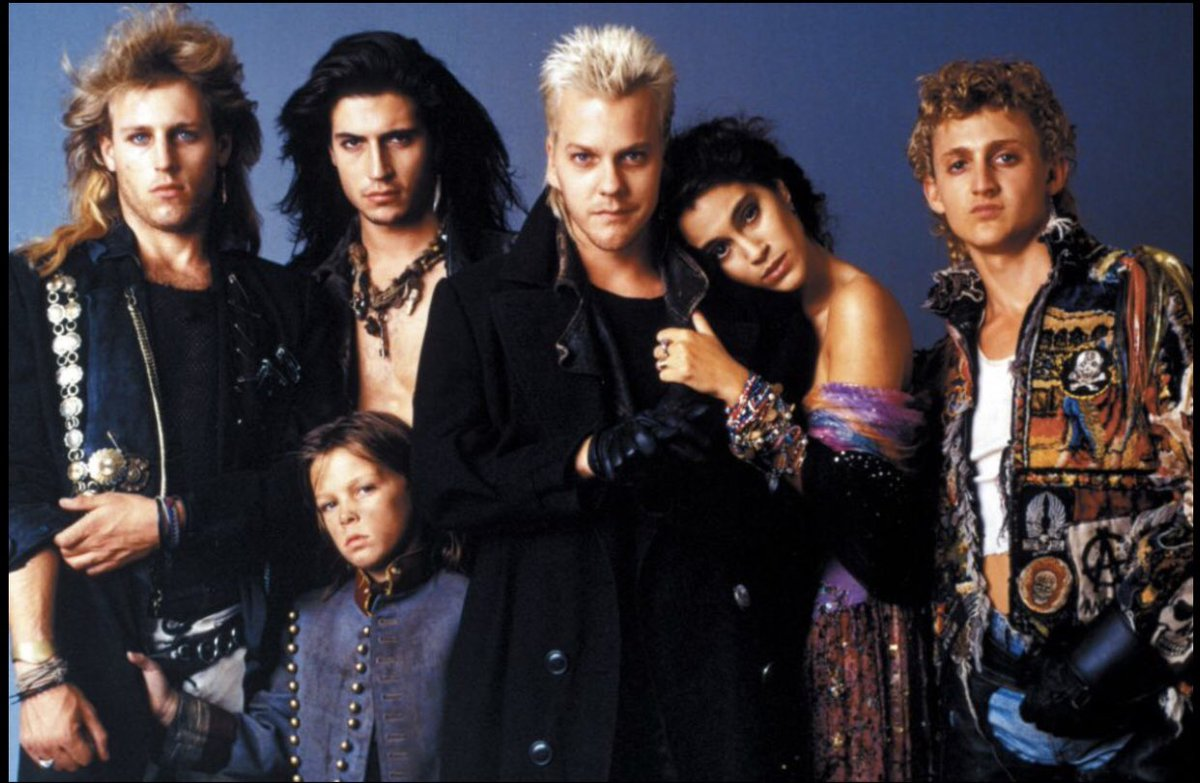 "May 22nd is World Goth Day!  Celebrate By Grabbing a Pizza and Watching ""The Lost Boys."" *Eyeliner Recommended  #TheLostBoys #LostBoys #GothDay #Goth #Music #Punk #Rock #Movies #Movie #Film #Cinema #UK #Culture #Subculturepic.twitter.com/wTukS1HzLO"