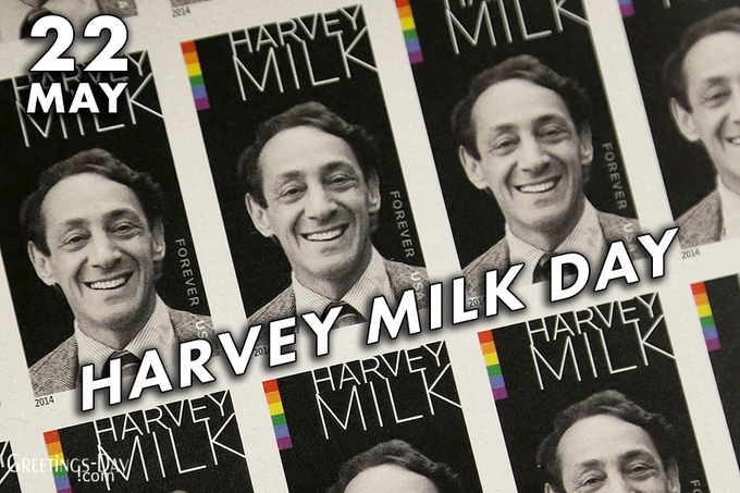 Today would have been Harvey Milk\s 90th birthday.  Happy birthday, Harvey, wherever you are!