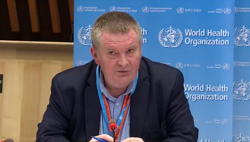 """""""In a sense, South America has become a new epicenter for the disease.  Many South American countries have an increasing numbers of cases, but certainly the most affected is Brazil at this point.""""  -@WHO emergencies director @DrMikeRyan at today's #COVID19 press briefing.pic.twitter.com/cGt2QdrngG"""