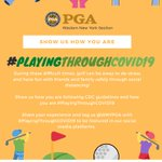 Image for the Tweet beginning: Show us how you #PlayingThroughCOVID19