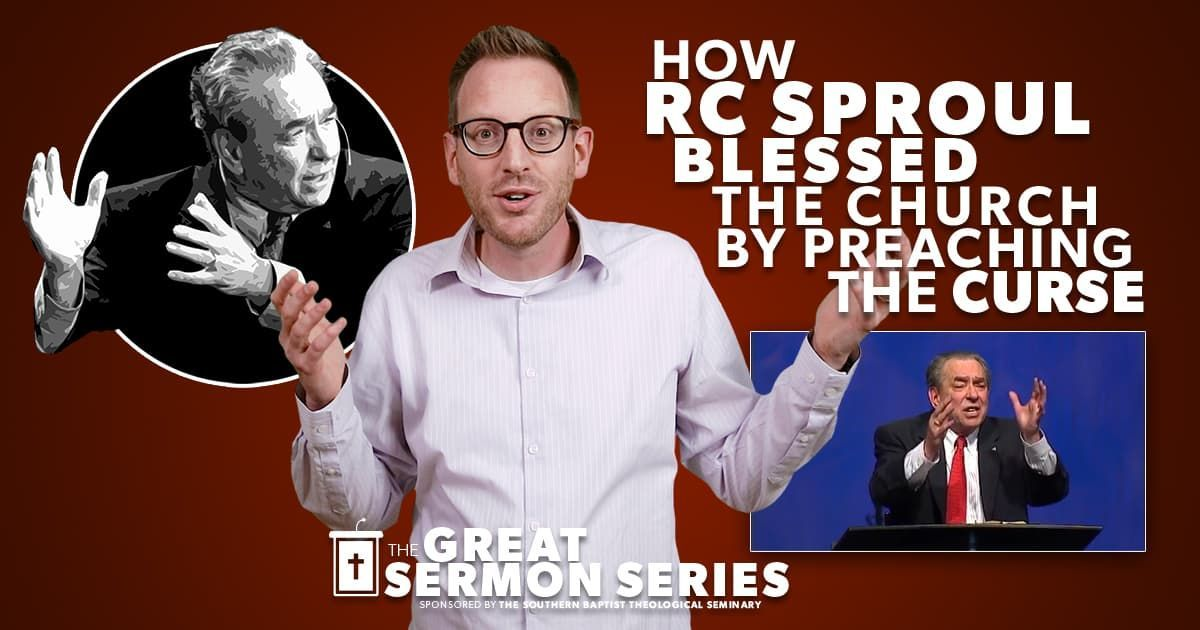 Flashback: In this sermon, we see exactly what made Sproul's teaching ministry so powerful for so many years. He reminded us of who we are. Even more importantly he reminded us of who God is. Let's give it a closer look. challies.com/vlog/how-r-c-s…