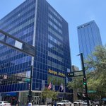 Image for the Tweet beginning: Tampa Police Department Headquarters in