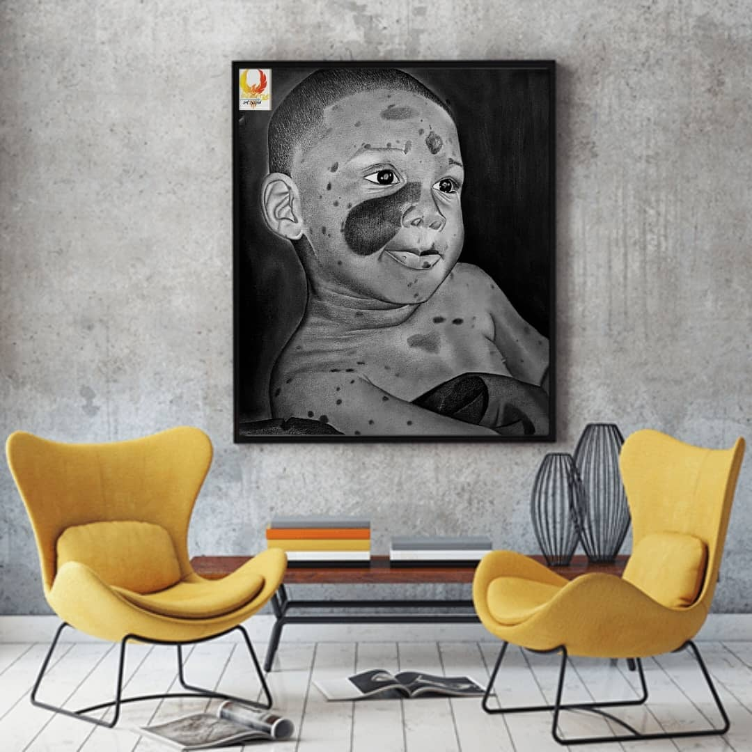 Have u ever thought of hanging at least one of my artworks on ur wall?If u haven't den u r missing an opportunity of lightening ur world with d beauty from LASTVERSE ARTWORLD...   CHECK OUT HOW BEAUTIFUL MY WORKS ARE ON THESE WALLS.#StayAtHomeAndStaySafe #WeAreNigerianCreativespic.twitter.com/fxAy4g8PTl