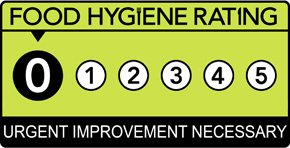 Royal Tandoori rated 0/5 URGENT IMPROVEMENT NECESSARY by the Food Standards Agency #FoodHygiene 512 Portway, #Manchester, M22 0LA Business type: Takeaway/sandwich shop Inspected 18/3/20 http://ratings.food.gov.uk/business/en-GB/814885…pic.twitter.com/LtdxUg6upv