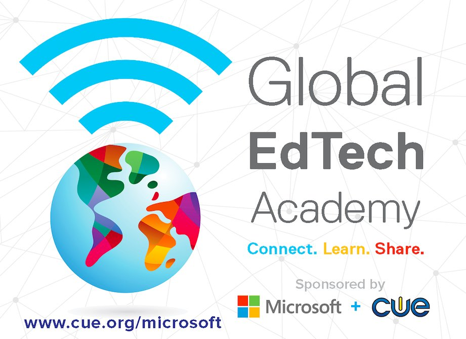 What a week! My Lesson Designs for Distance Learning webinar had well over 140 people join from all over the world. I had to quit counting & checking. ;-) Watch for new sessions—more are added each day. Come join us for these FREE events! #GETA #MicrosoftEDU #WeAreCUE #edtech