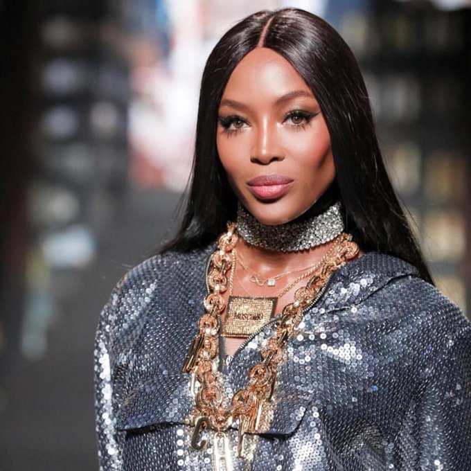 - Happy 50th Birthday to the fashion icon, Naomi Campbell (