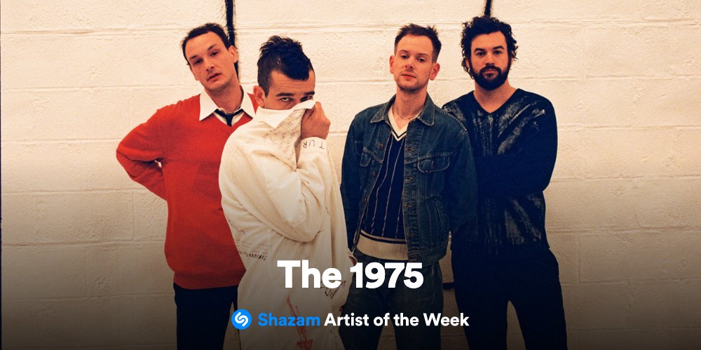 .@the1975 is our Artist of the Week. Stream their new album on @AppleMusic: apple.co/3bVblu7 #noacf
