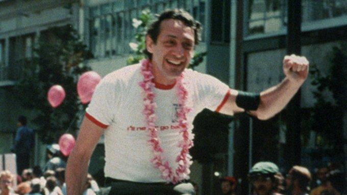 Happy Birthday, Harvey Milk, you beautiful diamond.