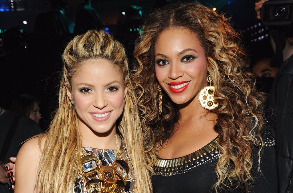 Wanna see them together once more ?? @shakira @beyonce #shakira #beyonce #bollyhollywoodtalents #followforfollowback #followformore #updatespic.twitter.com/bI82YrAO78