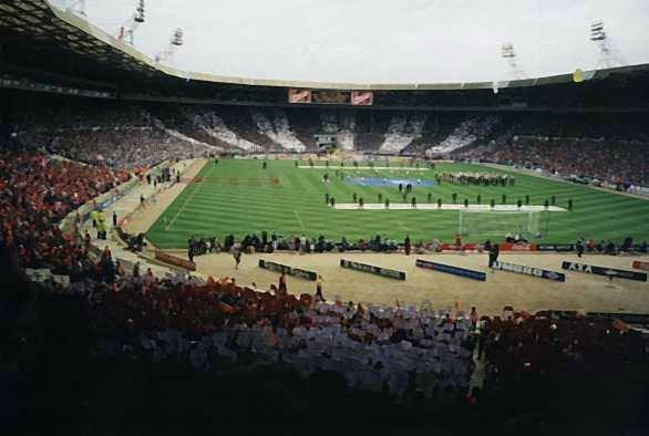 ON THIS DAY 1999: Newcastle United at Wembley for the FA Cup Final against Manchester United #NUFC