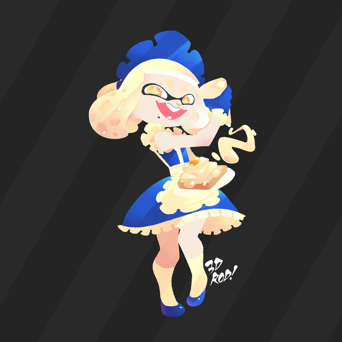 RT if you're #TeamMayo! Dip your fries in mayo, cowards! #Splatfest <br>http://pic.twitter.com/0oSKMmW3Z6
