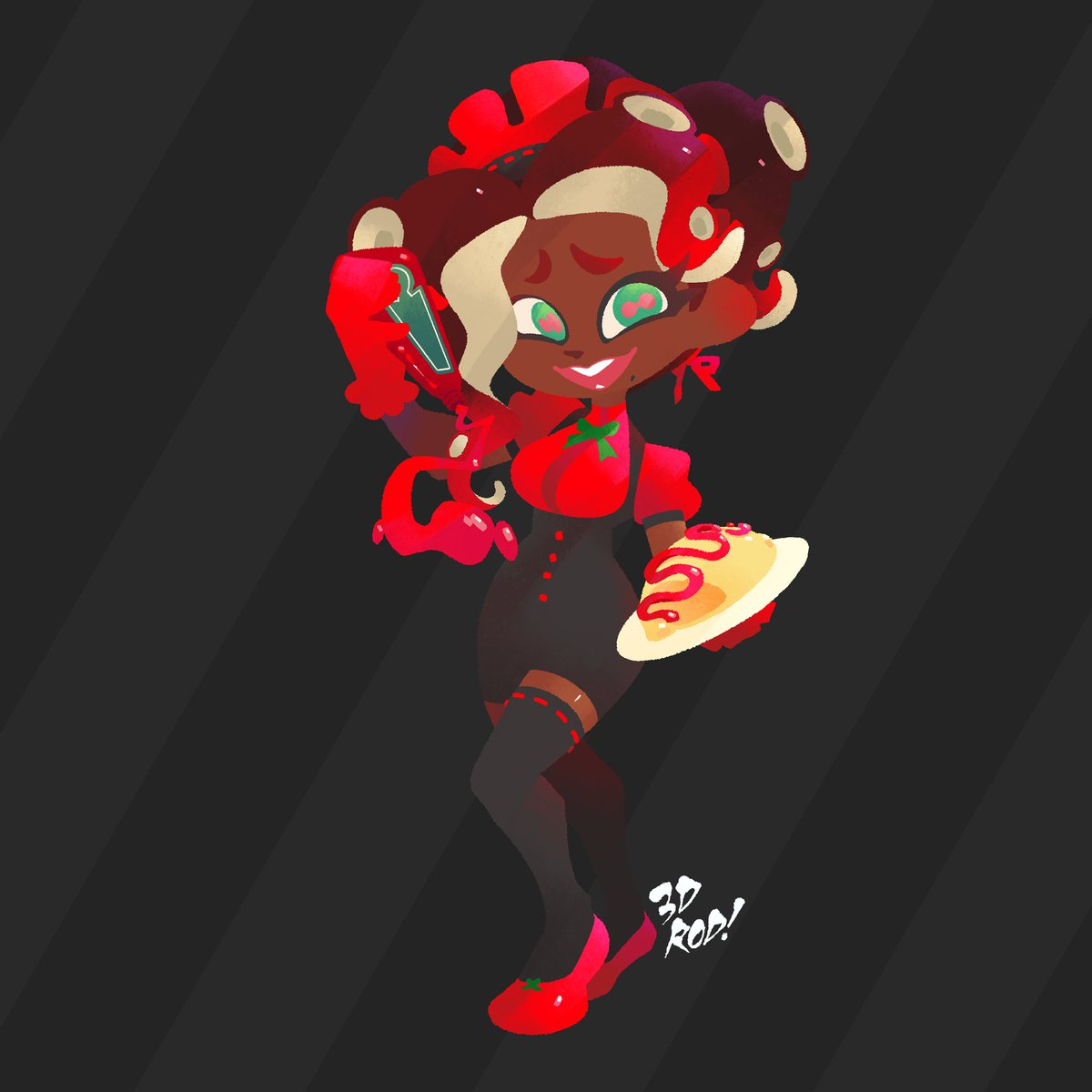 RT if #TeamKetchup will make a supreme comeback! #Splatfest <br>http://pic.twitter.com/q4PIJNHQgq