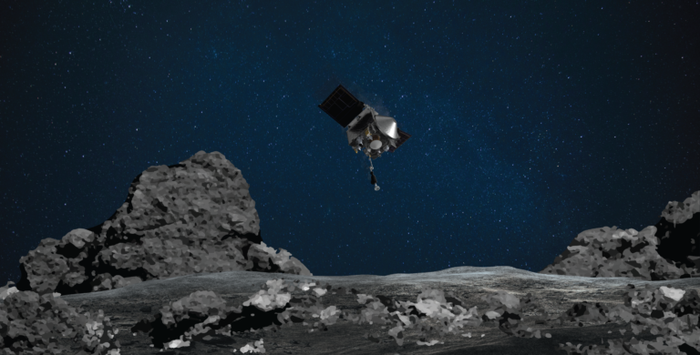 NASA's @OSIRISREx spacecraft will make its 1st attempt to collect a sample from asteroid Bennu on 20 October 2020.