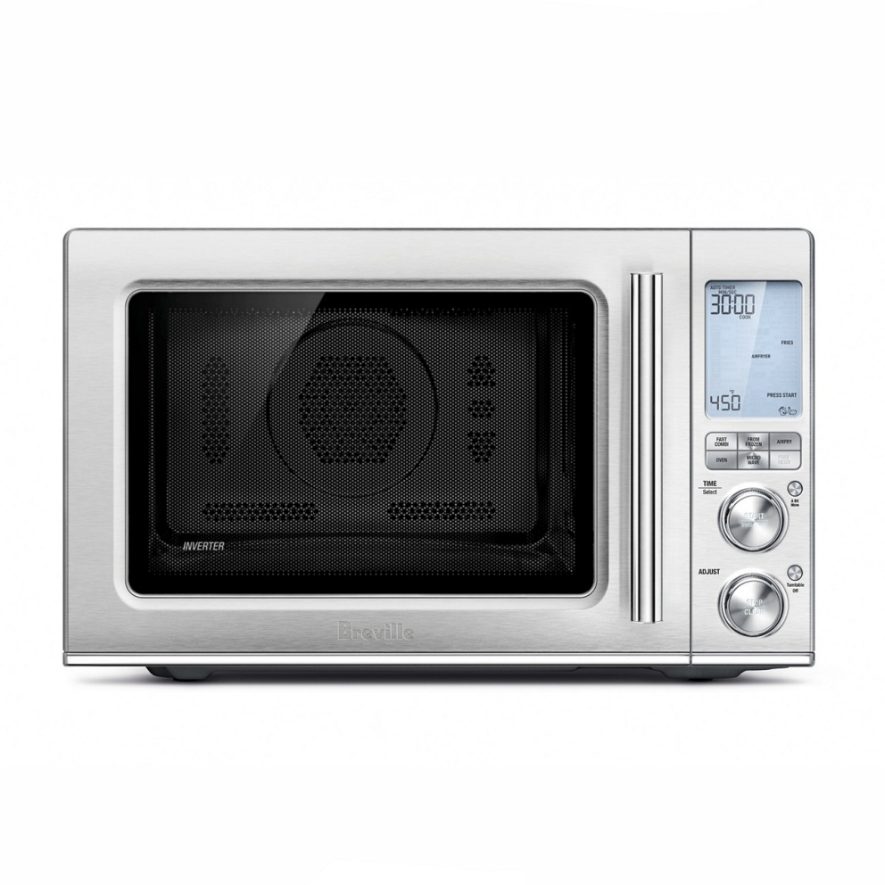 #Giveaway! Did you know there's a microwave that can air fry, roast, bake AND do all the normal microwave things?  Check out my review of the Breville Combi Wave 3 in 1 Microwave and then enter to #WIN one of your very own!  ARV $599!  https://t.co/FNW89vBwwF #Sponsored #giveaway https://t.co/2LEkj80MXG