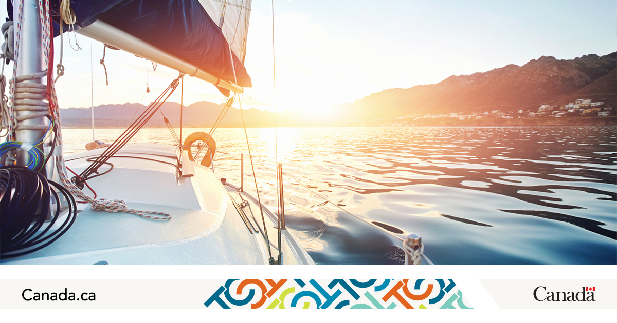 How can you boat safely during #COVID19? Each province might have different measures limiting where you can launch your boat. Stay informed before making any trips, and #StayHome if you can https://t.co/dUeLOt9RAg #BoatingSafetyWeek https://t.co/45PjWBmBtS