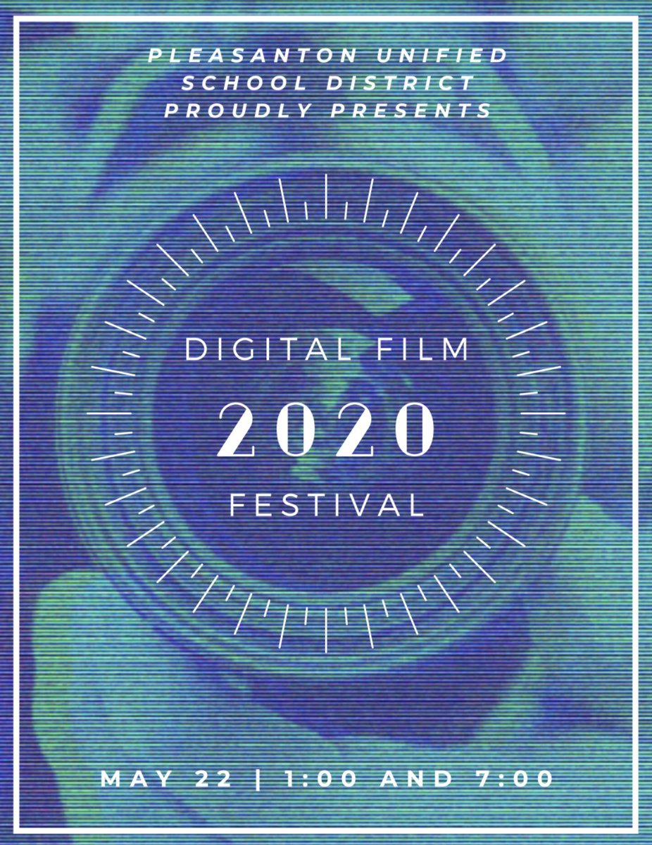 PUSD film festival is premiering NOW! This is my dream come true ... students put together the whole production. Join us at pusdfilmfestival.com @PleasantonUSD @ScottPadway