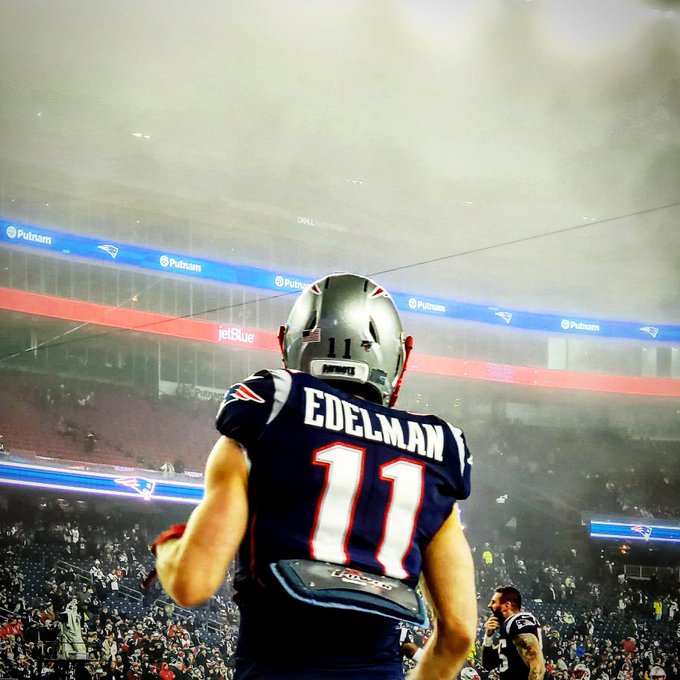 Happy birthday to the loyal and goated Julian Edelman!!!! Thank you for all the memories you ve given us so far!!