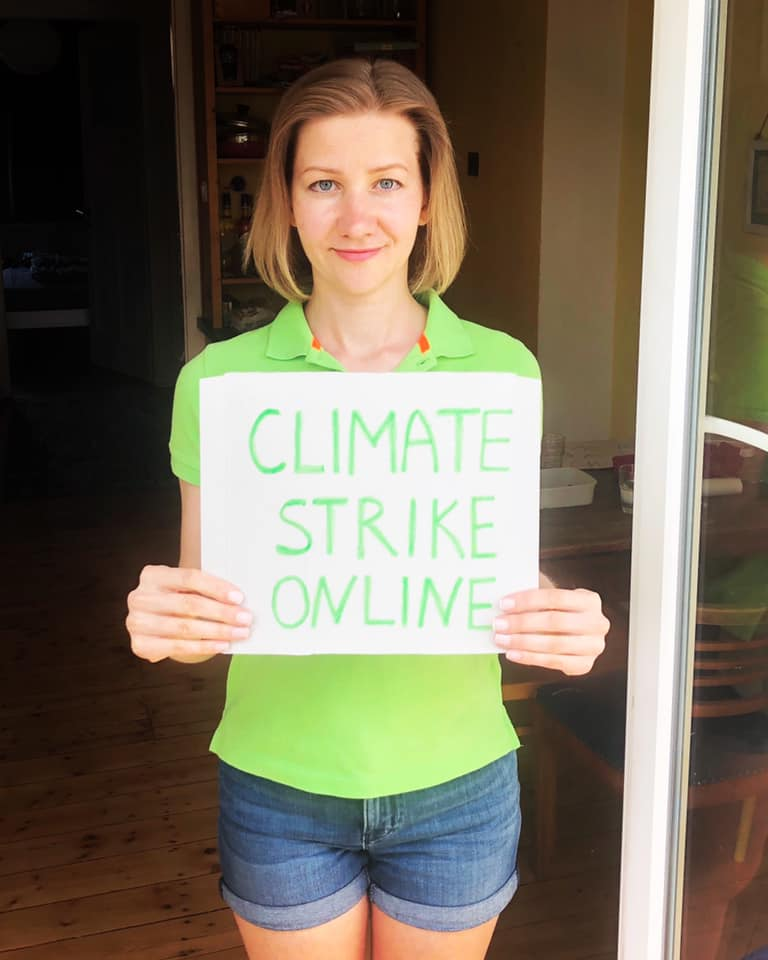 Activist Marina Shalginskikh @FFFRussia 💚 First they ignore you, then they laugh at you, then they fight you, then you win. Mahatma Gandhi #DigitalStrike #FridaysForFuture #ClimateStrikeOnline #activism #ClimateChange #ClimateEmergency @MakichyanA @greenpeaceru