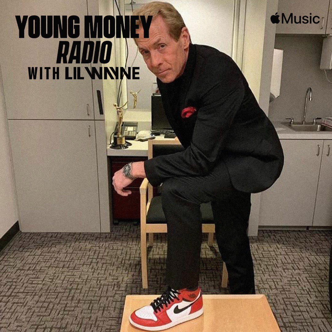 On #YoungMoneyRadio tonight... my brother... Drip Bayless !! I kan't wait for tonight's episode! LIVE on @applemusic at 4pm PT/7pm ET! 🤙🏾