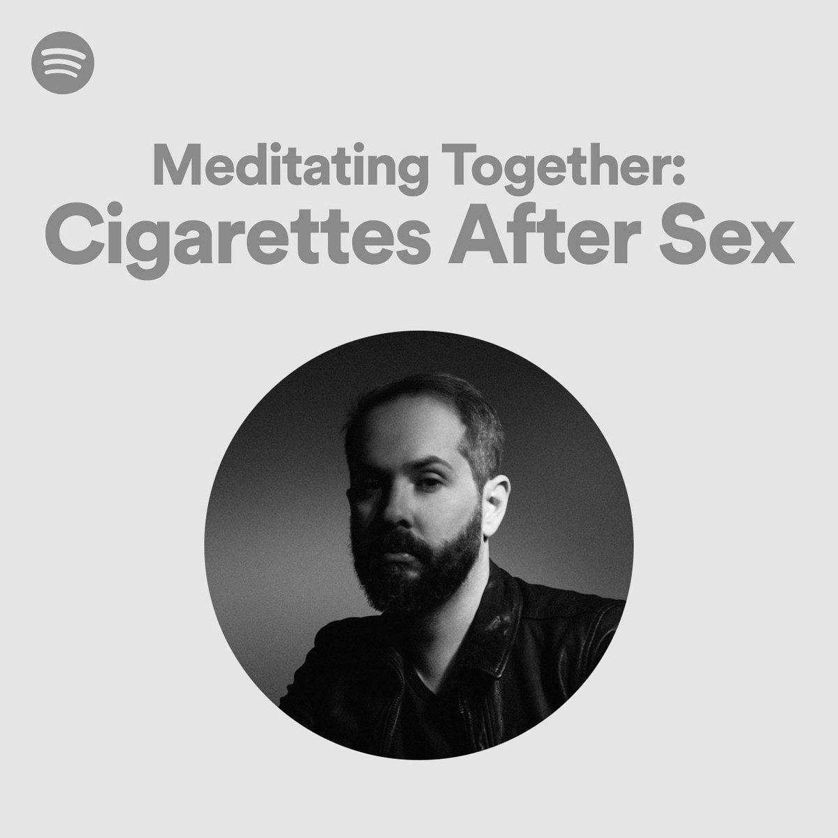 thanks to @Spotify for letting me feature so much of my favorite music on their Meditating Together playlist... #ListeningTogether spoti.fi/CASTakeover