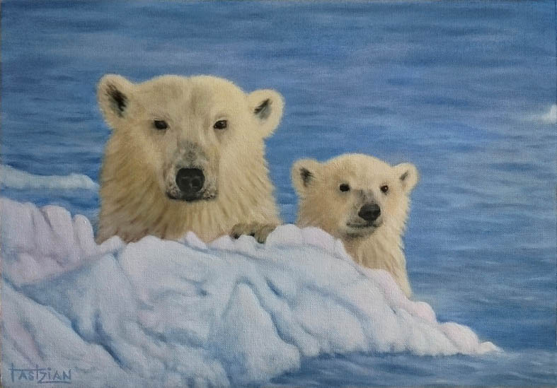 I´m so glad to support out 2020 campaign of https://explorersagainstextinction.co.uk/. wildlife conservation campaign #oil #oilpainting #pintura #animalconservation #sketchforsurvival #wildlifeart  #animalart #realism #extinction #donation #artist #contemporaryart #artisforconservation #polarbearpic.twitter.com/M3HDTV3s4K