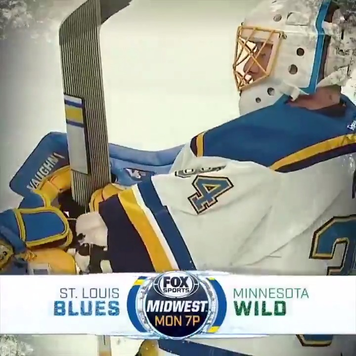 Fun 2017 @StLouisBlues playoff series against the Wild coming up this week on FSMW.