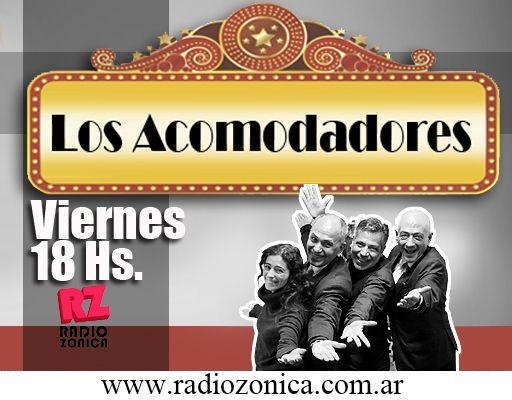 #AIRE #RadioZonica #GrupoZonicaEnCasa  ¡Sumale arte y buena onda a tu viernes de cuarentena! Ingresá a http://www.radiozonica.com.ar // App: Radio Zonica y dale play a #LosAcomodadores #GrupoZonicapic.twitter.com/i2K2qbOIZh