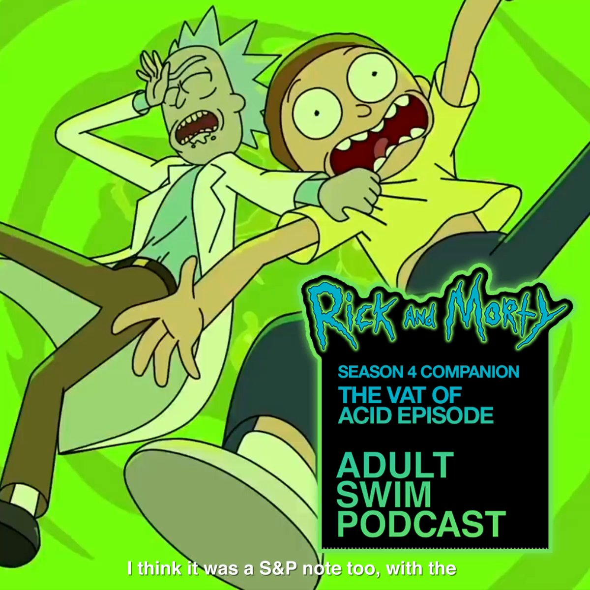 The writer, director and artists who made The Vat of Acid Episode take viewer calls and answer questions about bottle episodes, time travel fantasies, and Easter eggs. adultswim.com/podcast/episod…