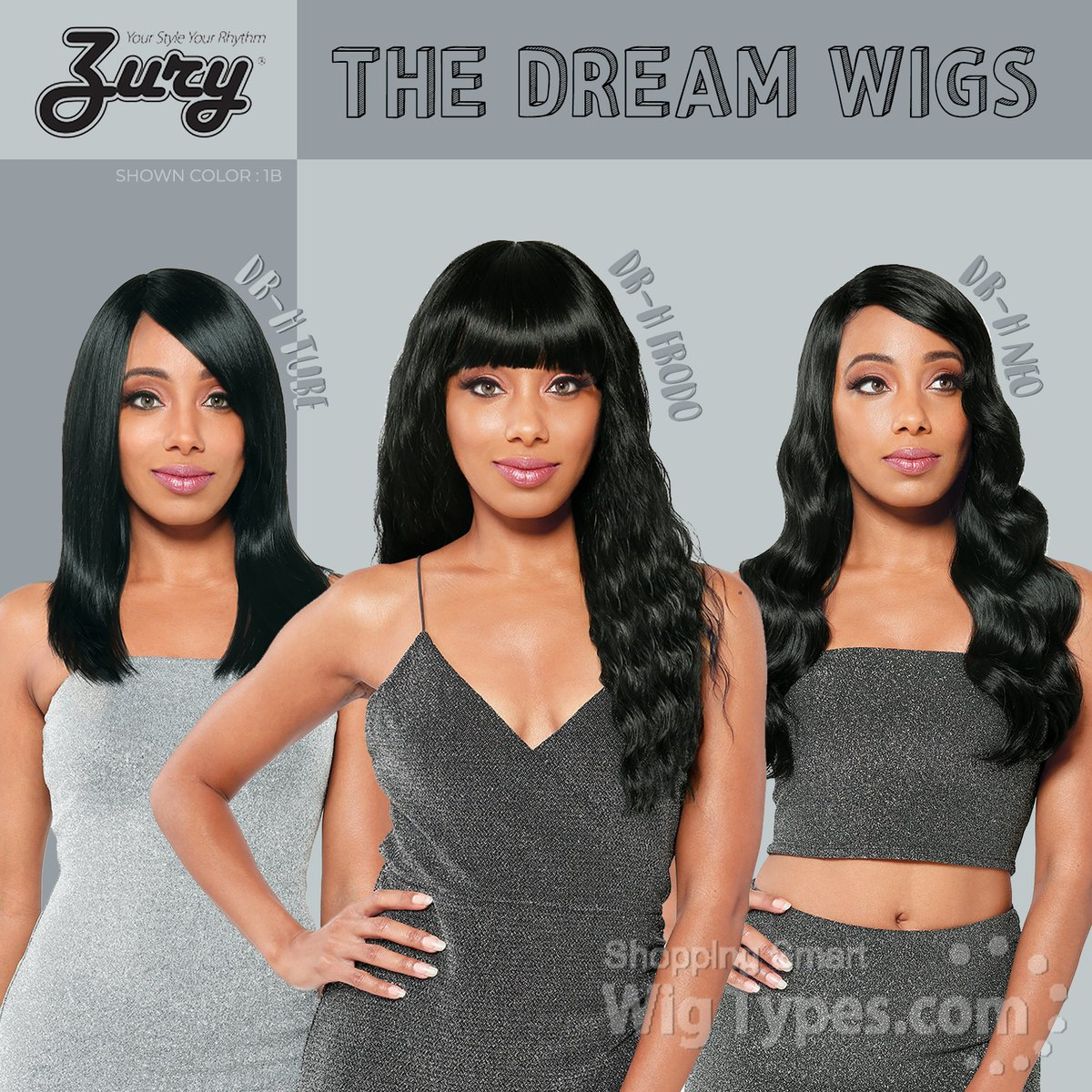 Zury Sis The Dream Synthetic Hair Wigs (https://bit.ly/2zYkaWQ)  Shown Color : 1B . . . . #wigtypes #wigtypes4u #wigtypesdotcom #trendyhair #protectivestyles #blackgirlhair #blackgirlmagic #instahair #Longwigs #syntheticwigs #zurysis #thedreamwig #drhneo #drhtube #drhfrodopic.twitter.com/qlJvzsR9Rs