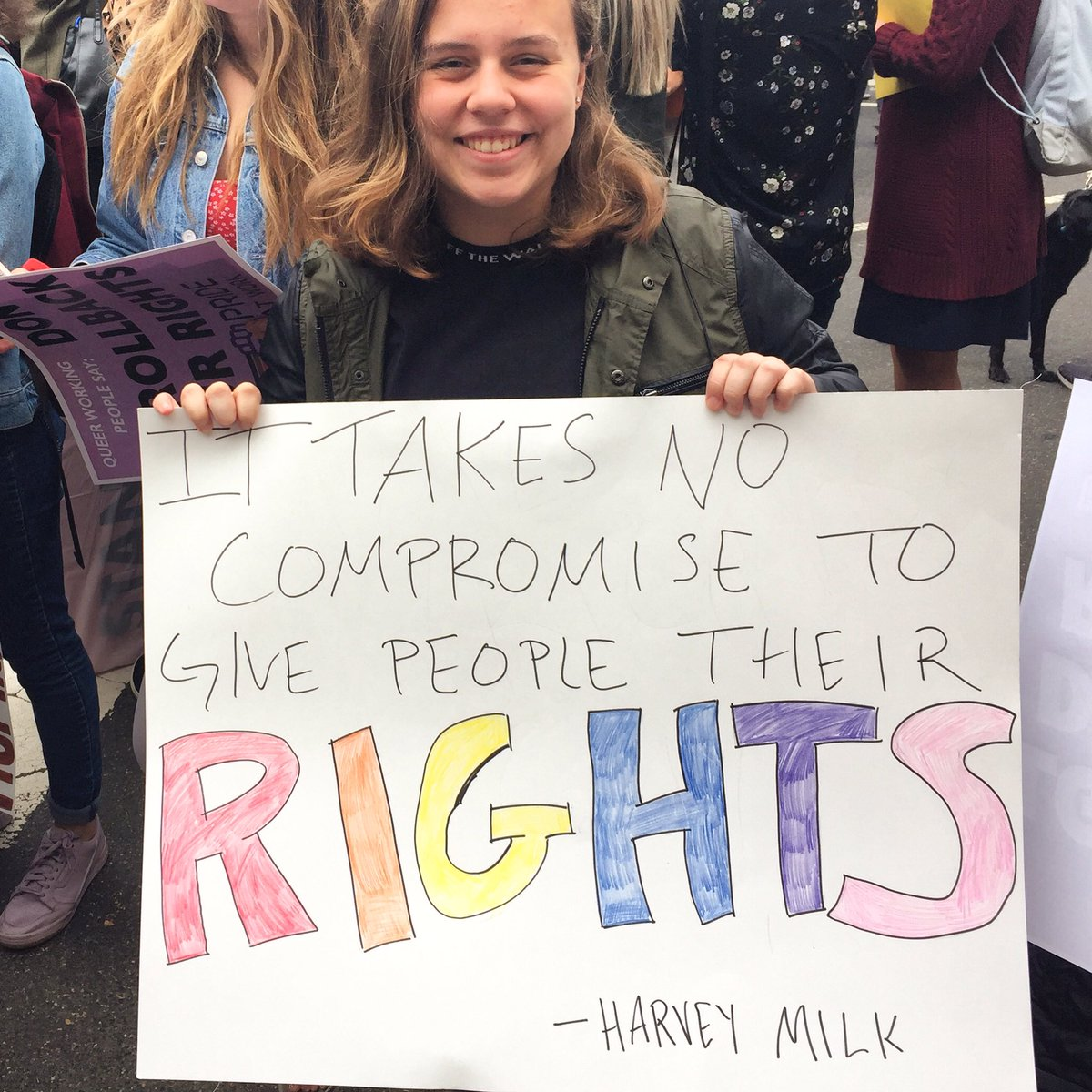 @ACLU's photo on #HarveyMilkDay